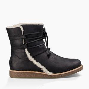 UGG Luisa Sheepskin All-Weather Women's Boots
